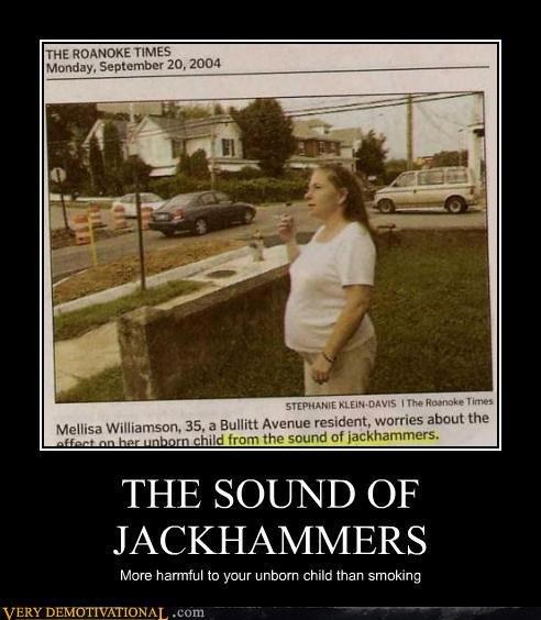 jackhammers. yes.. Retoast... fuck you tags