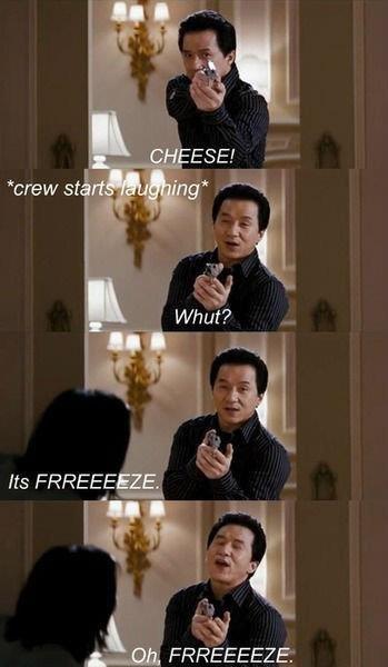Jackie Chan, Bloopers. . FHF' EWEEZY: Jackie Chan Bloopers FHF' EWEEZY: