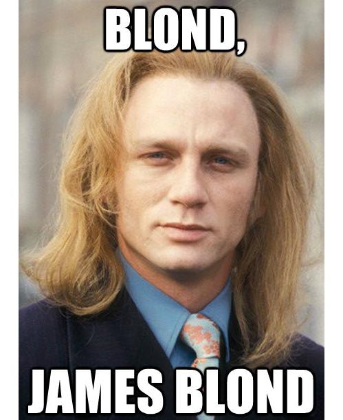 james blond. . james blond