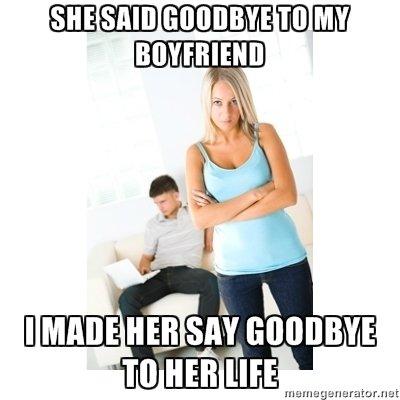 Jealous Girlfriend. . Jealous Girlfriend