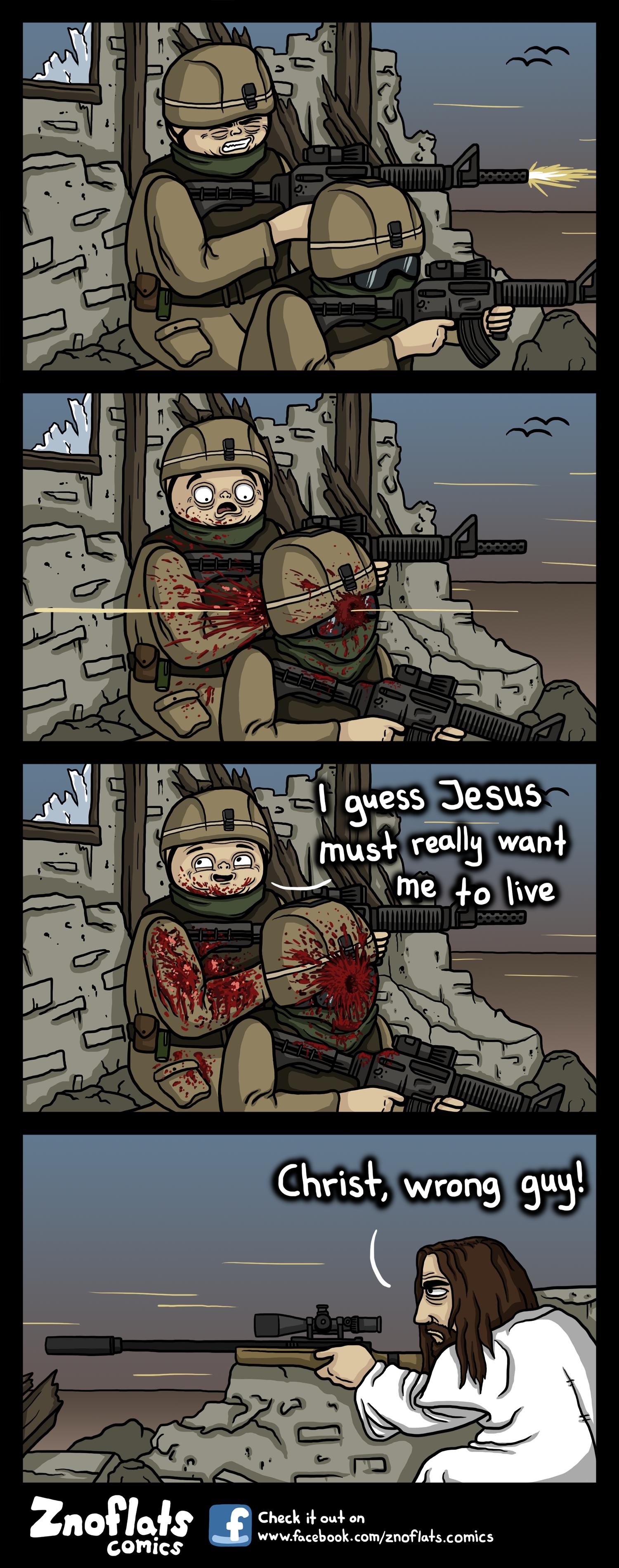 Jesus, din jävla slyna. www.facebook.com/Znoflats.Comics?ref=hl. znoflatscomics Znoflats lick my asshole