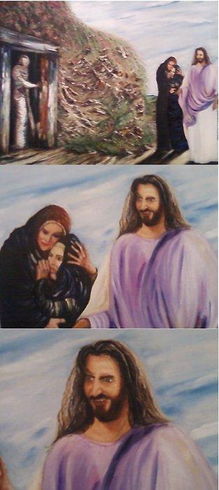 Jesus. tags. description
