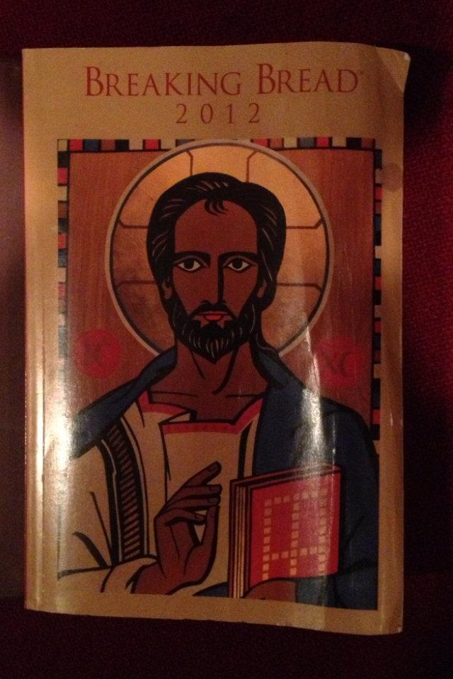 Jesus the Meth Dealer. . Jesus Breaking Bread