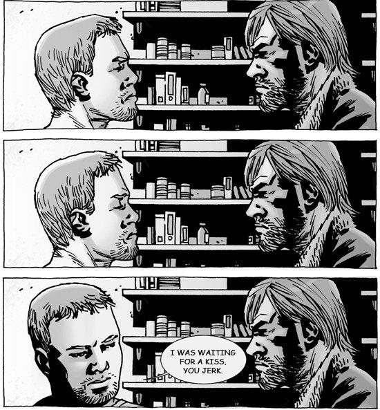 Jilted. .. Walking Dead! Jilted Walking Dead!
