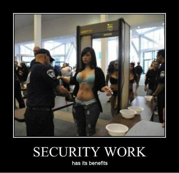 jobs. . SECURITY' WORK has its benefits. DEM. HIPS. OH GOD, DEM. HIPS. jobs SECURITY' WORK has its benefits DEM HIPS OH GOD