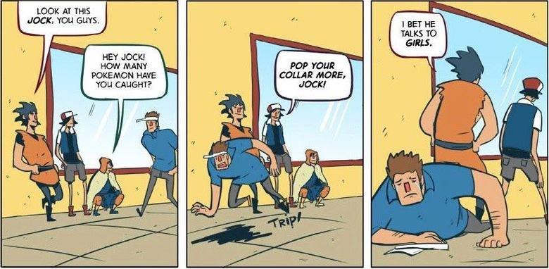Jocks. . POP THUR COLLAR MORE:. Poor Wreck-It Ralph