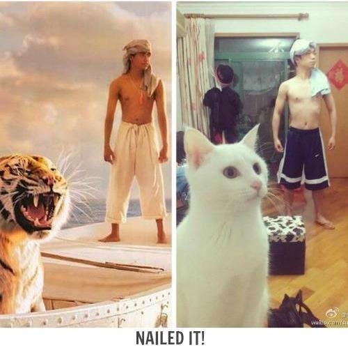 nailed it. lolololo.. repost nailed it