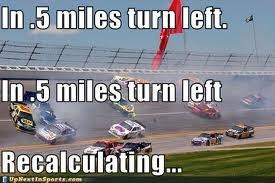 NASCAR Joke. . NASCAR Joke