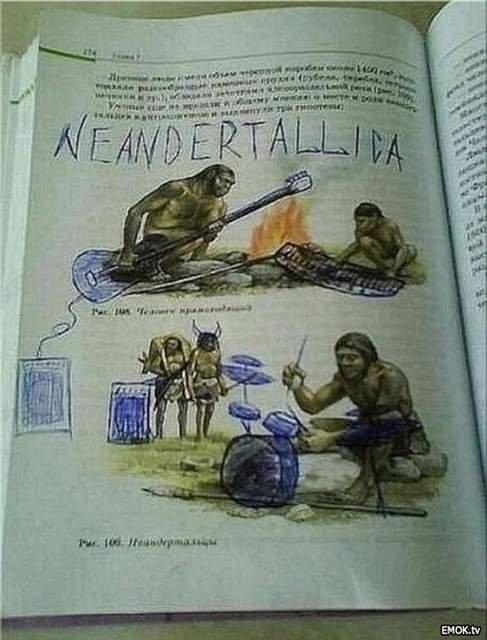 Neandertallica. . at /ita, Neandertallica at /ita