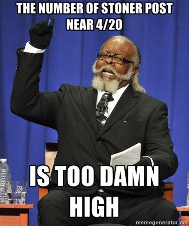 Near 4/20. . Near 4/20