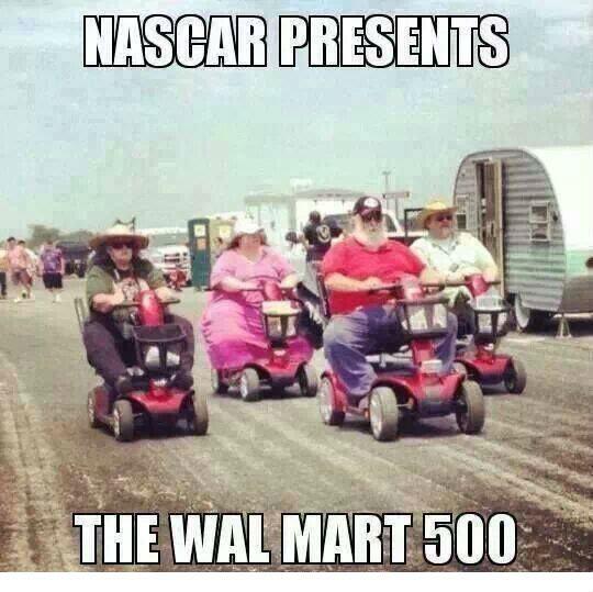 Need for speed and insuline. .. I enjoy NASCAR usa