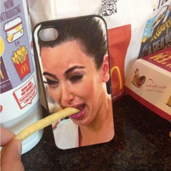 Need that case. . kim potato