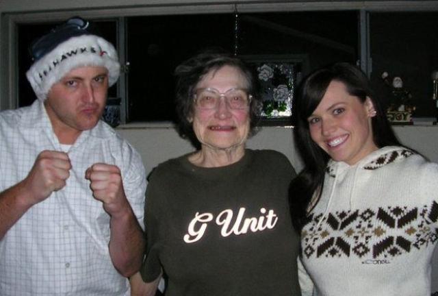 New gang on the block. Grandma Unit. asdasdasdasd