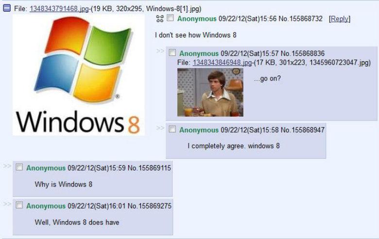 New Windows. . File: 134834_ 1468, ( KB, 320x295, ' , it El Anonymous ? :. 56 Nu. Reply) I dam we haw Windows 3 Cl Annoymous ' 1 2153111515? Fahr: HEEL auras, ;
