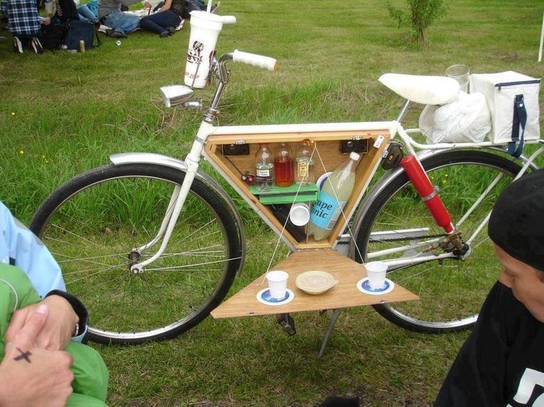 """nice bike. .. That's a nice bike, would be a shame if someone....""""borrowed"""" it.... nice bike That's a would be shame if someone """"borrowed"""" it"""