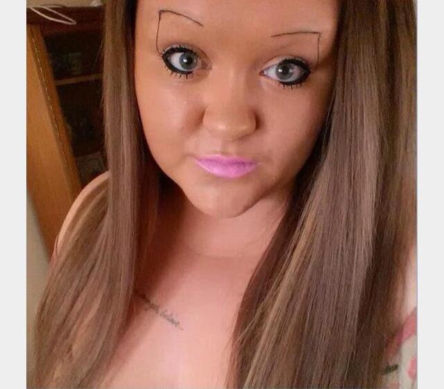 Nice eyebrows. . Nice eyebrows