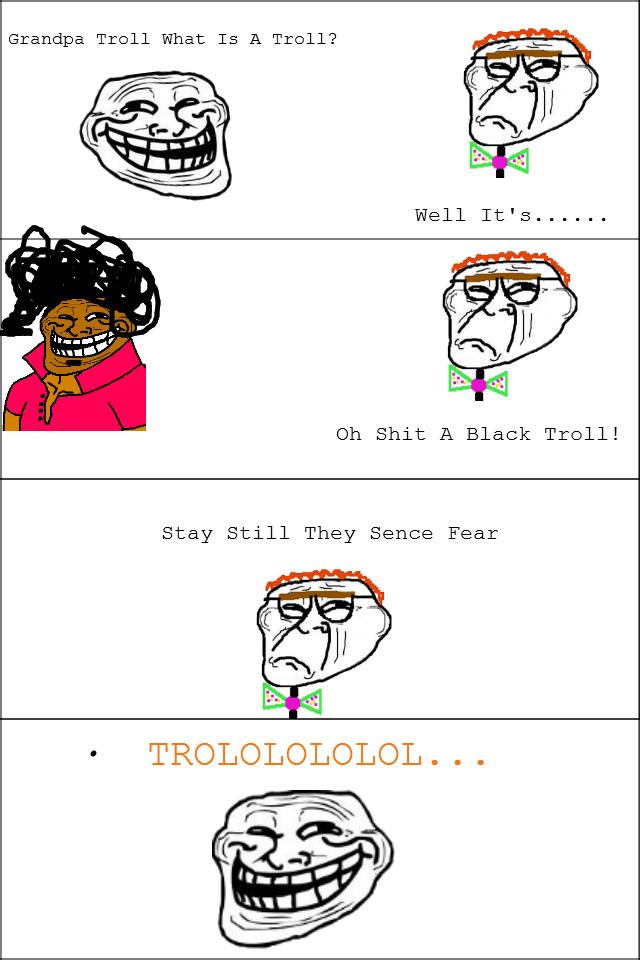 Nigga Troll. WOOP WOOP.. Bad misuse of melvin nigga