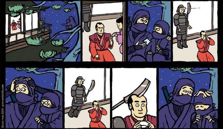 Ninja Bonding. . Ninja Bonding