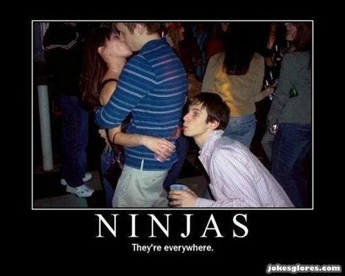 Ninjas. . Ninjas