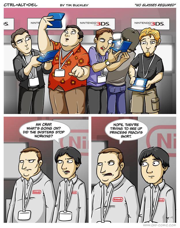Nintendo 3DS. .. lmfao! Nintendo 3DS lmfao!