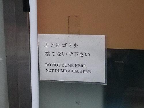 no dumb allowed. . iial' i l. ' DU MB AREA HERE. no dumb allowed iial' i l ' DU MB AREA HERE