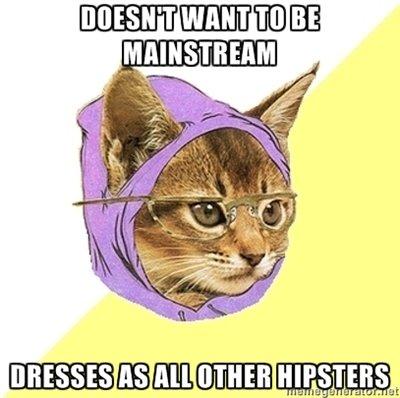 no-hipster hipsters. . no-hipster hipsters