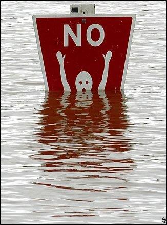 No. just NO.. yes Flood no sighn jelling