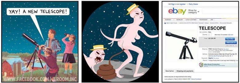 no. u. TAN'! A TELESCOPE!. I agree those hats are terrible. no u TAN'! A TELESCOPE! I agree those hats are terrible