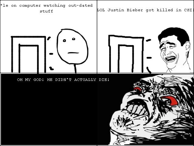 NOOO!. Justin Bieber fans beware!. NOOO! Justin Bieber fans beware!