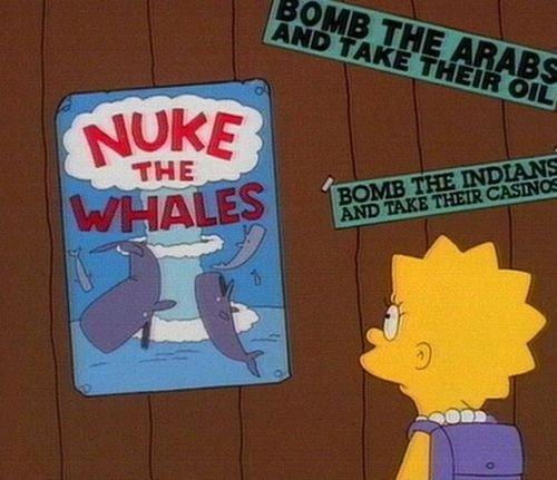 nuke em. .. Gotta nuke something! nuke em Gotta something!