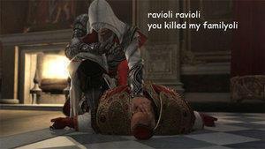 Ravioli.. Defnately not OC. Just saying.. ravioli Ravioli