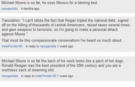 Reaganite argument. . Reaganite argument