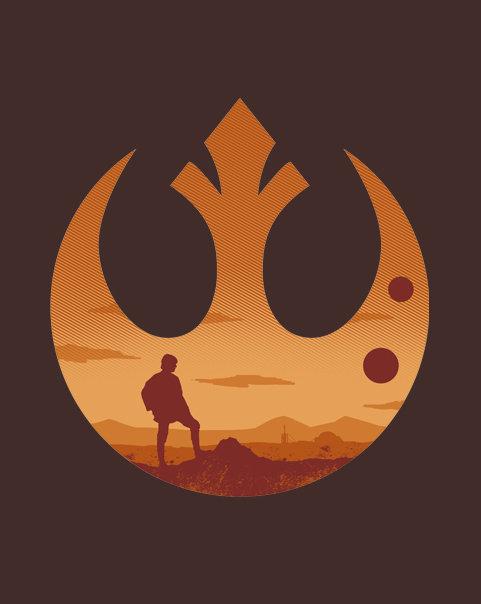 Rebel Alliance. .. Rebel scum. luke rebel alliance Tatooine