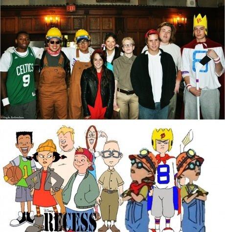 Recess cosplay!. . cosplay