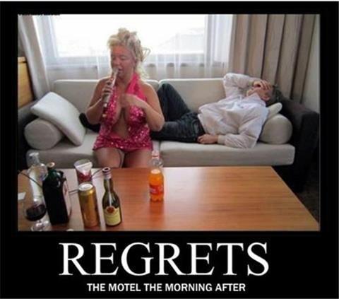 REGRETS. . THE MOTEL we MORNING AFTER. Tuksu <3 REGRETS THE MOTEL we MORNING AFTER Tuksu <3