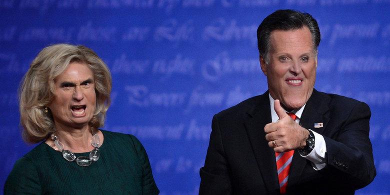 Romney. . Romney