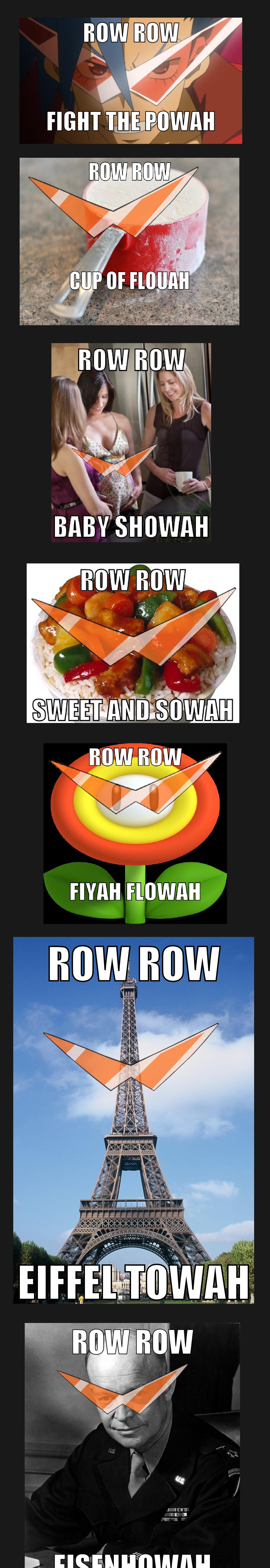 Row Row Title Powah!. Totally not OC Soarce-----> . Row Title Powah! Totally not OC Soarce----->