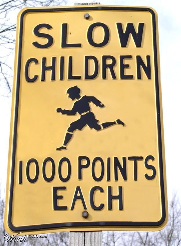 Run Faster. .. ''OVER NINE THOUSAAAND!!!'' Run Faster ''OVER NINE THOUSAAAND!!!''
