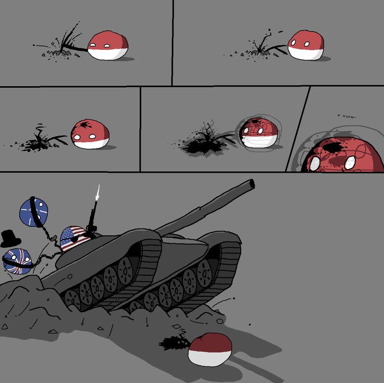 RUN, POLAND. RUN!. We comin' 4 u. 'Murica.. Poland! Use Self-destruct! RUN POLAND RUN! We comin' 4 u 'Murica Poland! Use Self-destruct!