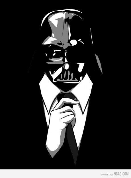 Vader Suit Up!. . Vader Suit Up!