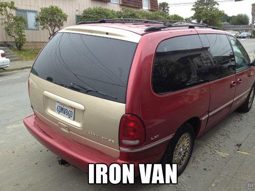 Van. . Van
