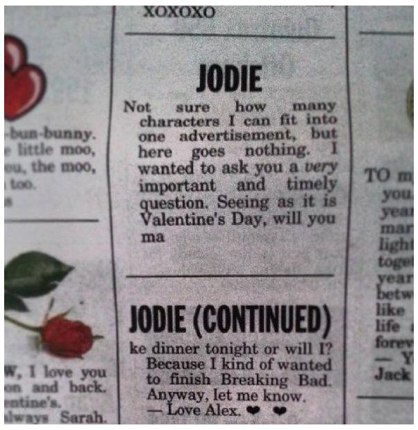 VD Joke. . VD joke Valentines