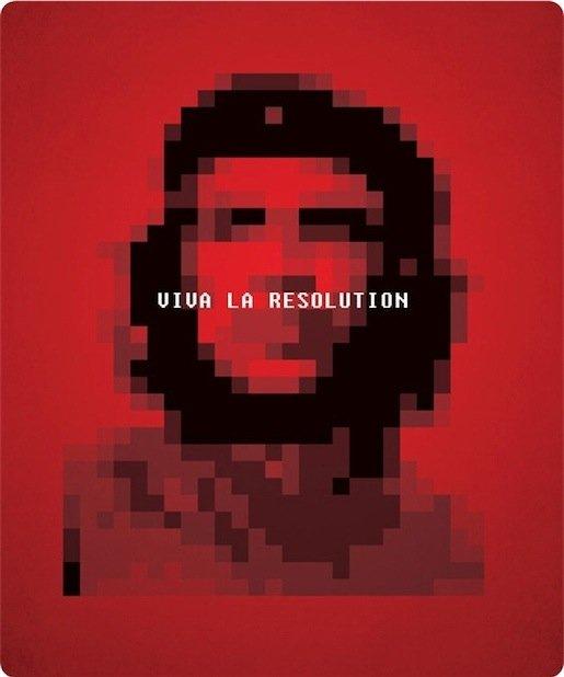 Viva La Resolution. Credit to Imgur.. Viva La Resolution Credit to Imgur