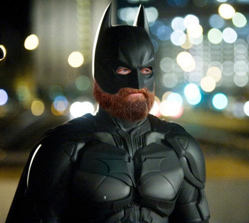 Zachman. He'd probably make a great Batman.. The Batbeard Zachman He'd probably make a great Batman The Batbeard