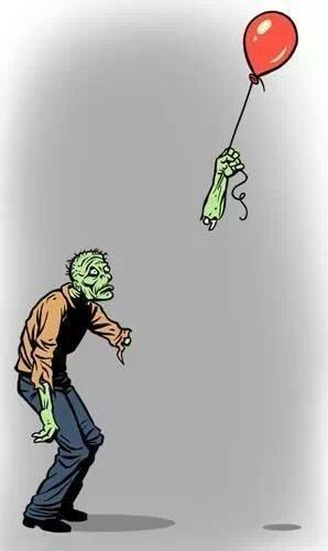 Zombie Problems. Source: Imgur. Zombie Problems Source: Imgur