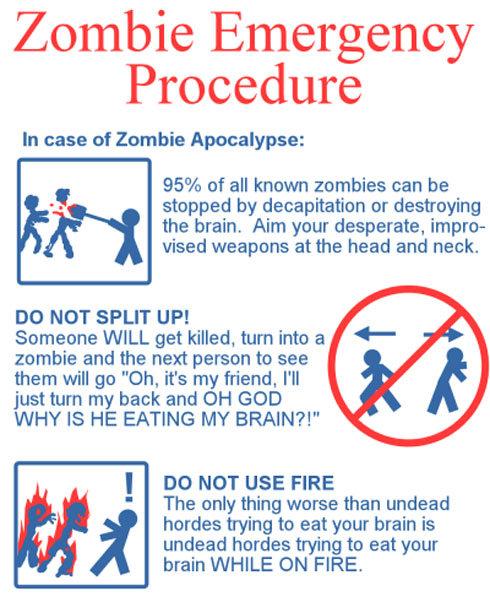 zombie. .. Boobaysss!