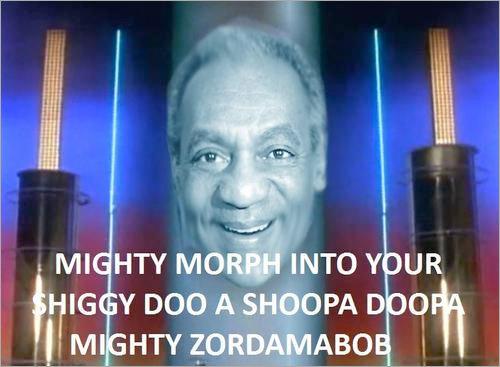 Zordon Cosby. shibbity bibbity.. Tyrannosaurus, Triceratops, FRIED CHICKEN! jello pudding pops pumpkinkarver
