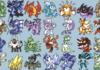 All Mega's (Gen-1 style)