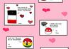 Polandball Valentine's Cards