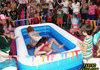 Kids Love Topless Wrestling